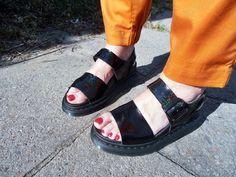Spodnie w kolorze cegły/ the brick trousers