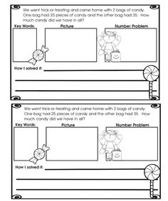 Math Word Problems Common Core