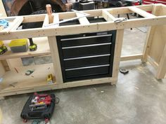 My 24x28 auto shop build - Page 4 - The Garage Journal Board
