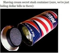 10 - Awesome Ways to Hide Your Booze and Drugs