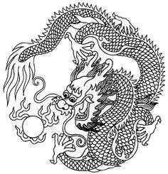 Chinese Dragon Tattoos Dragons | tattoos picture chinese dragon tattoo