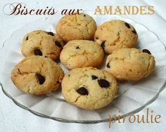 Petits biscuits aux amandes et à la fécule pour Pessah, sans farine, sans gluten