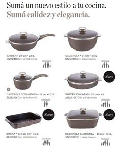 Post, Saucepans, Recipes