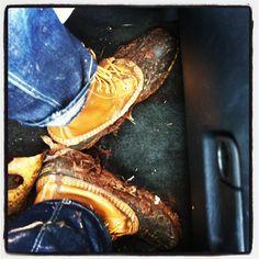 #LLBean Mud Season - Maine