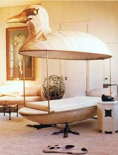 Fantasy Bed: Don't make the goose that layed the golden egg into a bed.
