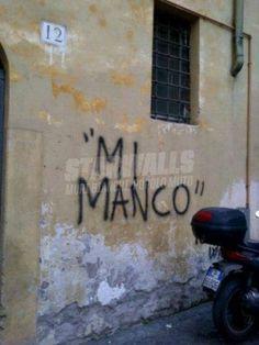 Star Walls - Scritte sui muri. — Nostomania