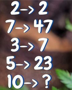 Mind Puzzles, Maths Puzzles, Brain Teasers With Answers, Riddles, Mindfulness, Beautiful, Math Puzzles Brain Teasers, Puzzle, Consciousness