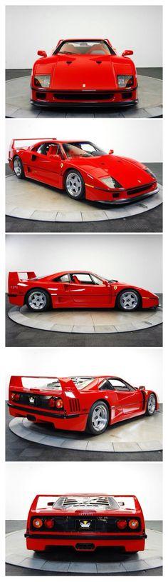 1991 Ferrari F40 ★。☆。JpM ENTERTAINMENT ☆。★。