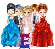 alphabets dolls filles - Page 3 Alphabet, Glitter Graphics, Disney Characters, Fictional Characters, Aurora Sleeping Beauty, Creations, Dolls, Disney Princess, Board