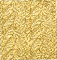 Knitting stitches knitting patterns and lace knitting stitches