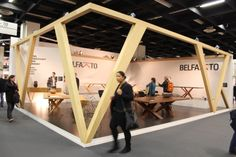 Belfakto at imm cologne 2014 / simplicity does the trick