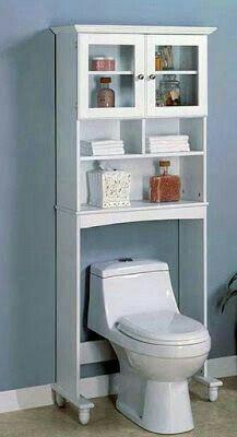 54 trendy bathroom storage shelf over toilet sinks Dyi Bathroom Remodel, Bathroom Shelf Decor, Bathroom Storage Shelves, Bathroom Remodeling, Remodeling Ideas, Bathroom Ideas, Bathroom Photos, Simple Bathroom, Bathroom Vanities