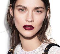 BOLD Lips   bold lipstick   dark lipstick   pop lip color   pop lipstick matte