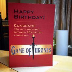 Sansa stark game of thrones card funny birthday card sansa stark game of thrones card funny birthday card anniversary card congratulation card happy birthda greeting cards by pinky pink paula m4hsunfo