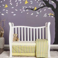 Dream On Me Piper 4-in-1 Convertible Mini Crib, White Image 4 of 6