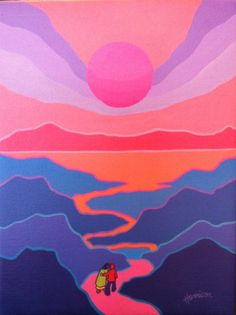 Ted Harrison – Full Circle Studio Arts