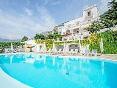 Rental in Amalfi Coast from Beach Vacation Rentals, Vacation Villas, 8 Bedroom Villa, Amalfi Coast, Luxury Villa, Ideal Home, Travel Destinations, Italy, Mansions