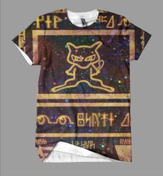 0000a005 Relive your childhood with the Ancient Mew t-shirt or tank top! Pokemon T
