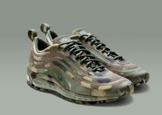 Nike Air Max 97 SP Camo « Italy »