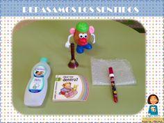 Unidad didáctica los sentidos. Actividad de refuerzo.  http://blogdelosmaestrosdeaudicionylenguaje.blogspot.com.es/2014/03/unidad-didactica-los-sentidos.html