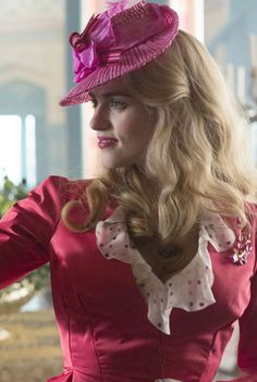 Katie McGrath as Lucy Westenra in Dracula TV Series Episode Four - sky.com/dracula
