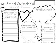 Lee Elementary Counseling: First Week: Meet the Counselor