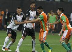Corinthians lidera as apostas para levar o título da Libertadores