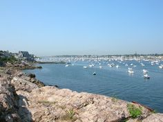 Where I grew up. This is simple chic. Marblehead, MA