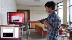 WiSee, la casa del futuro controlada por gestos a través de señales Wi-Fi.