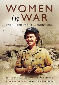 Women in War: Amazon.co.uk: Celia Lee, Paul Strong: 9781848846692: Books Chapter 17: Women who thawed the Cold War by Grace Filby - about phage therapy. Her Majesty the Queen has instructed that this book is to be placed in the Royal Library, at Windsor Castle