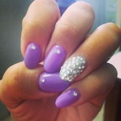 I so want my nails done like this. #Fabulous
