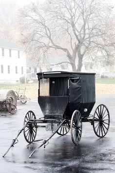 Amish farm, Lanesboro, Minnesota