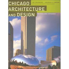 Chicago Architecture and Design - Hardcover Book
