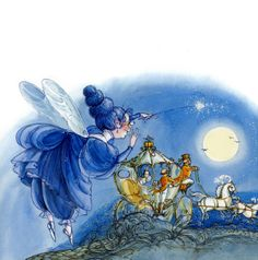 çizgili masallar: Hilary Knight, Cinderella