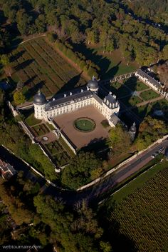 ✈️ Photo aérienne de : Valençay - Indre (36)
