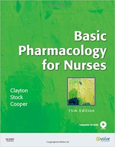 Test bank for leadership roles and management functions in nursing test bank for basic pharmacology for nurses15th edition by bruce d clayton fandeluxe Images