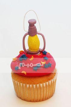 Ramadan Fanooz Cupcake