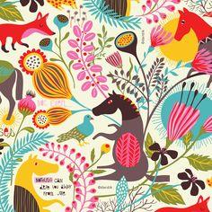Helen Dardik fabric
