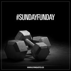 #sundayfunday - Sunday is a great day to make some #gains