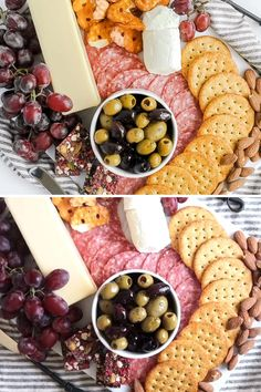 Meat And Cheese Tray, Wine And Cheese Party, Cheese Platters, Easy Cheese, Aldi Cheese, Charcuterie Board Meats, Charcuterie Recipes, Charcuterie And Cheese Board, Charcuterie Picnic