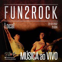 FUN2ROCK | Entroncamento | designer Vitor Neves - Freelancer, Design Gráfico, Webdesign, Packaging, Imagem Corporativa, Logotipos, Paginação, Flyers, Newsletters, Alojamento Web...