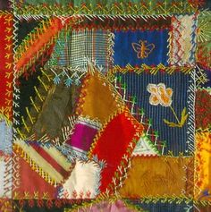 About Crazy, Baby! Quilts | Crazy