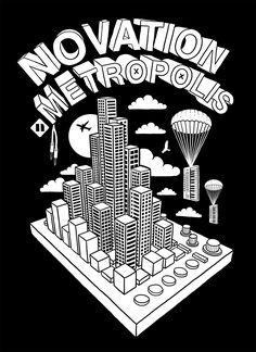 Novation Metropolis | Design by Knotably Studio