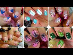 New Nail Art Designs 💜 The Best Nail Art Designs Compilation 💜 beautyinu 💜 Just Try 💜 DIY New Nail Art Design, Best Nail Art Designs, Toe Nail Art, Toe Nails, Youtube Nail Art, Toenail Art Designs, Finger, Animal Nail Art, Nail Art Galleries