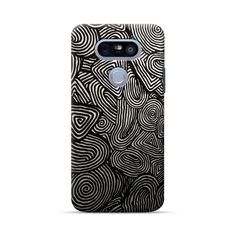LG G5 Mind Easer Psychedelic Pattern Case