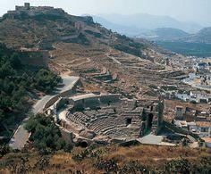 El castillo de Sagunto (Sagunto Castle & historic site) // C/ Castillo, 46500 - Sagunto/Sagunt, Valencia, Spain