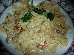 Romano's Macaroni Grill Copycat Recipes: Pasta Milano