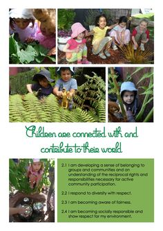 education for sustainability within early childhood This article examines the importance of education for sustainability in new zealand early years curriculum with particular reference to its inclusion in te whariki.