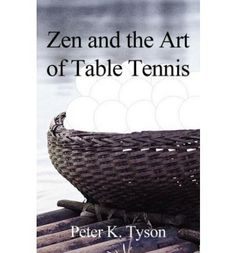 After the plethora of Zen-related titles in recent years, Zen and the Art of Table Tennis seeks to examine links which up to now have been largely ignored - the links between this ancient Eastern lifestyle and a game, noted for its combination of mental and physical agility. Part One explores the nature of Zen, analyzing those aspects which seem to appeal most to Western followers. Part Two traces the history of table tennis from its humble parlour-game beginnings to the rise and dominance…