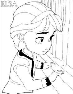 disegni-elsa-frozen-stampare-colorare